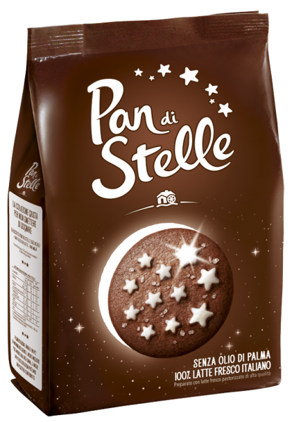 Pan di Stelle Biscuits - 350 gr.