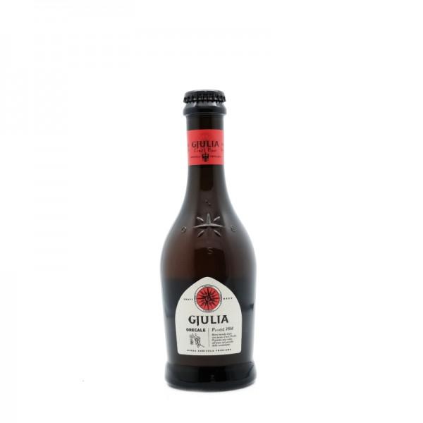 "Craft beer ""Grecale"", Italian grape ale - 33 cl."