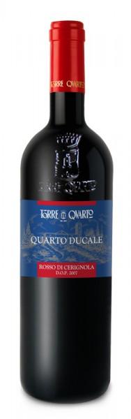 Quarto Ducale Rosso di Cerignola DOP x 6 btls