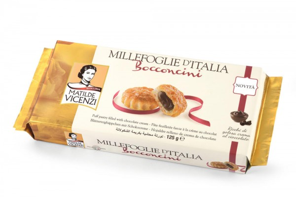 Bocconcini Cacao - 100 gr