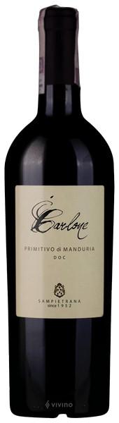 Carlone Primitivo di Manduria DOP x 6 btls