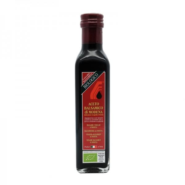 Aceto balsamico di Modena BIO IGP - 250 ml.