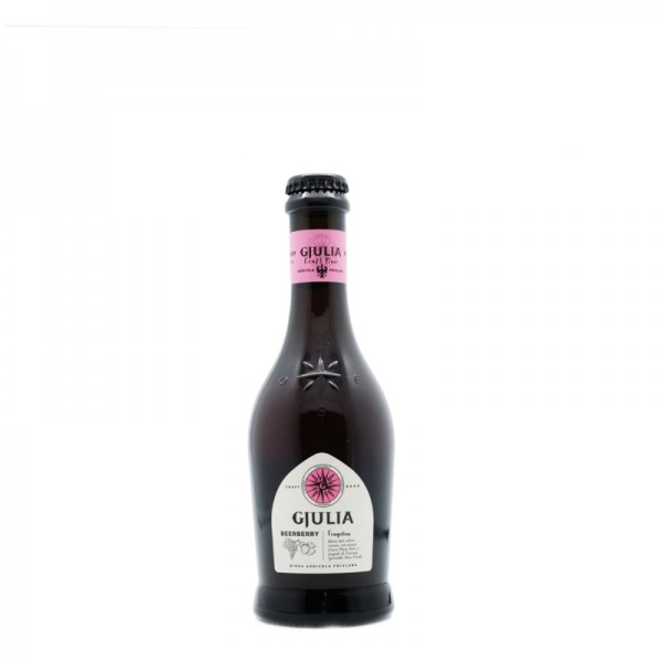 "Craft beer ""Beerberry Fragolina"" - 33 cl. x 6 btls"
