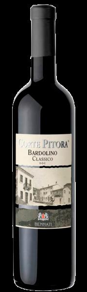 Bardolino Classico Corte Pitora Bennati Doc x 6 btls
