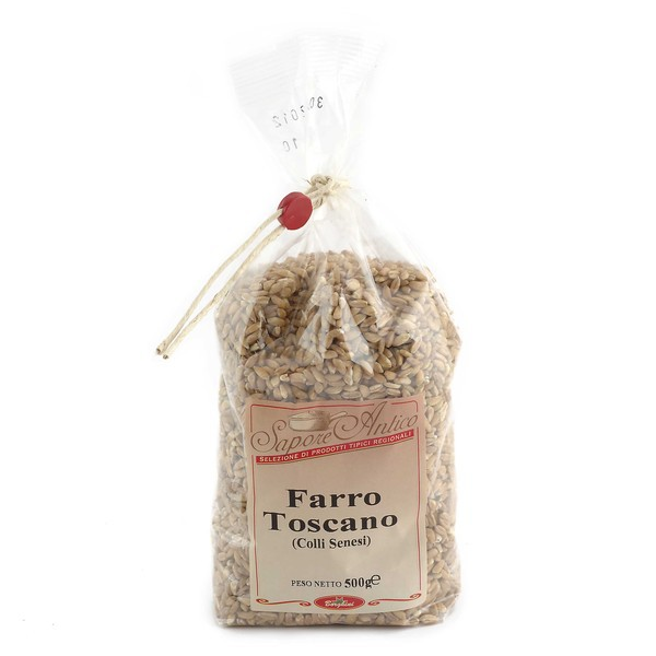 Tuscan spelt from the Siena hills - 500 gr.