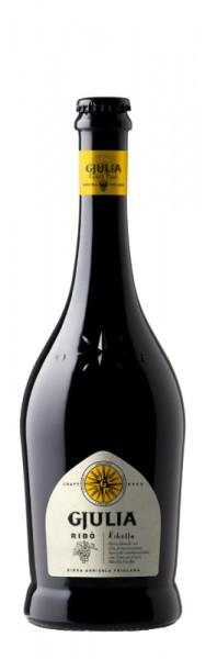 """Craft beer """"Ribò"""", Italian grape ale - 75 cl."""
