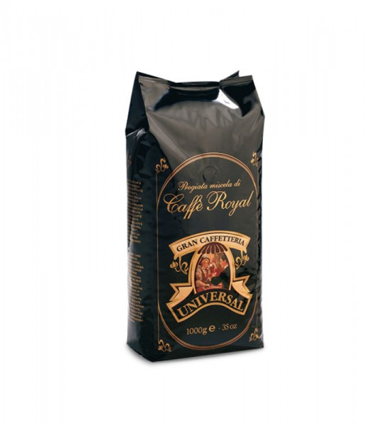 "Coffee bean blend ""Royal Arabica"" - 1 kg."