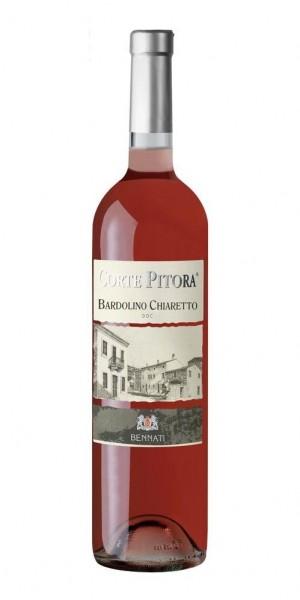 Chiaretto Rosé Corte Pitora Bennati x 6 btls