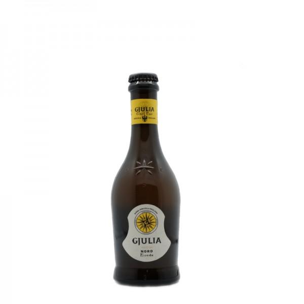 "Craft beer ""Nord bionda"" - 33 cl."