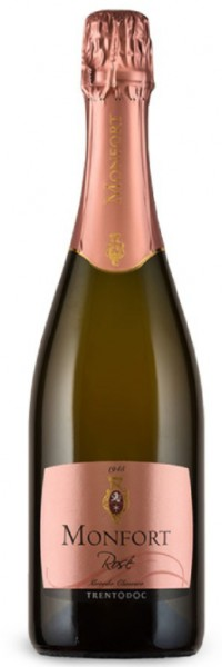 Monfort Spumante Classico Rosé x 6 btls