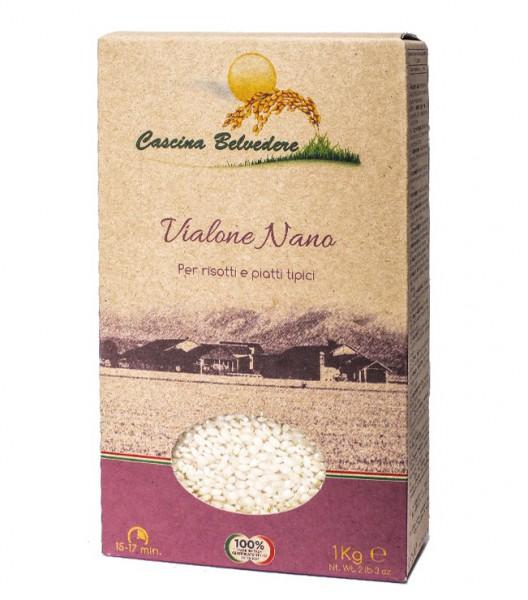 Vialone nano rice - 1 kg.