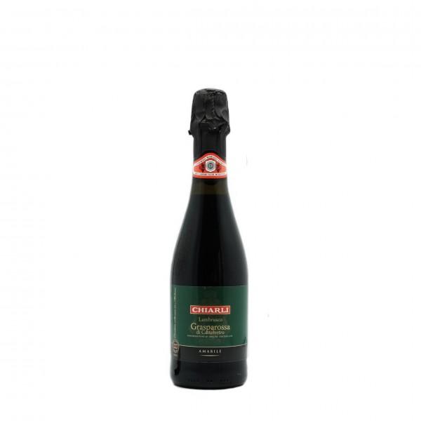 Lambrusco Grasparossa Amabile DOC 37,5 cl.