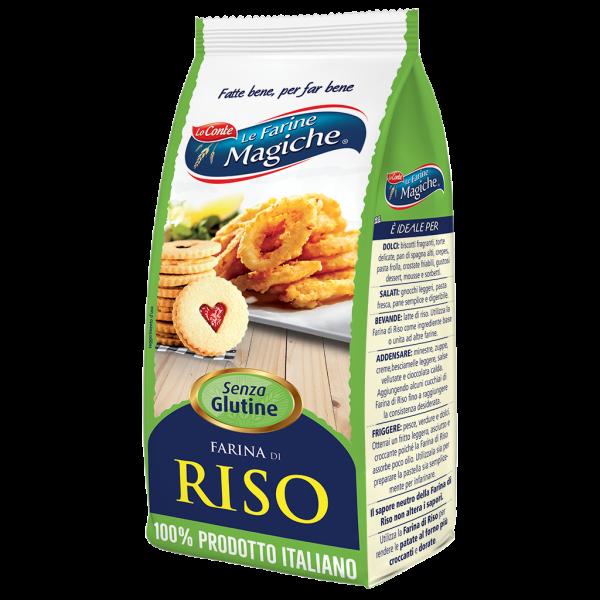 Gluten free rice flour - 500 gr.
