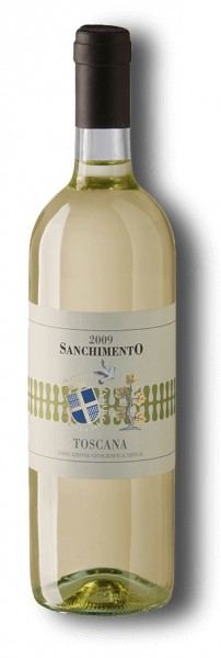 Sanchimento IGT Toscana Bianco BIO