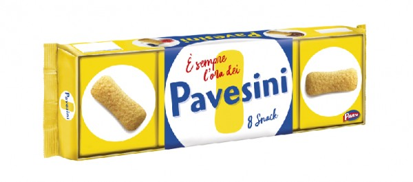 8-pack Pavesini light biscuits - 200 gr.