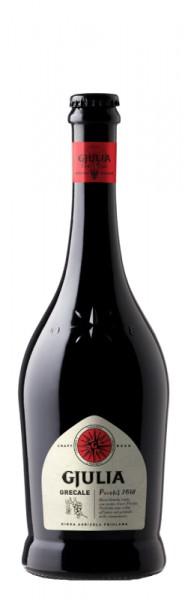 "Craft beer ""Grecale"", Italian grape ale - 75 cl. x 6 btls"