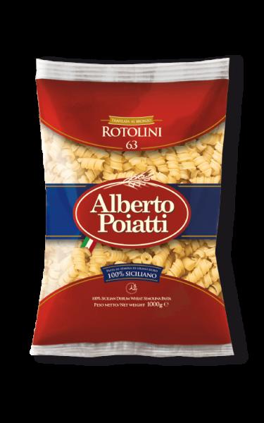 Rotolini no. 63 - 1 kg. family pack