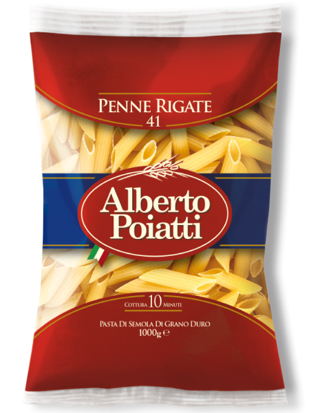 Penne no. 41 - 1 kg. family pack
