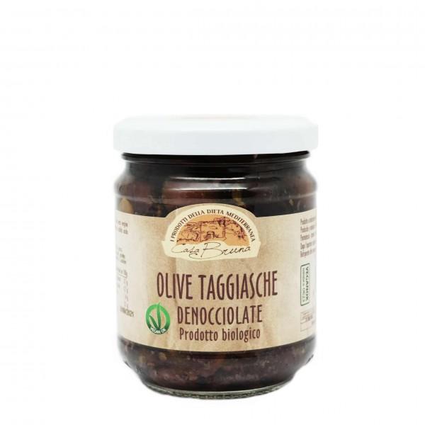 Olive Taggiasche Denocciolate - 190 BIO