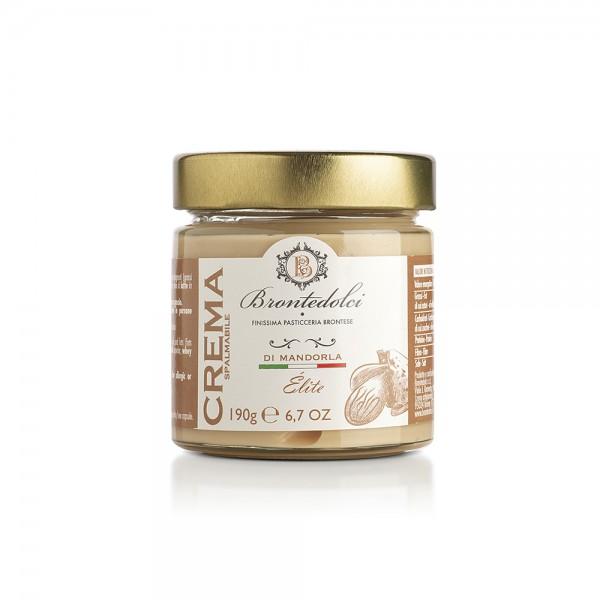 Almond spreadable cream - 190 gr.