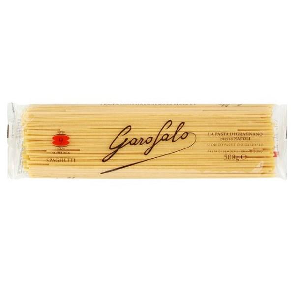 Spaghetti no.9 - 500 gr.