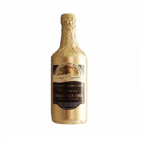 """Extra virgin olive oil Riserva, """"Taggiasca Oro"""" - 0,75 lt."""