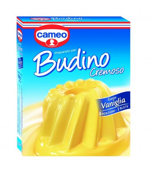 Cameo Budino Vaniglia gr 130