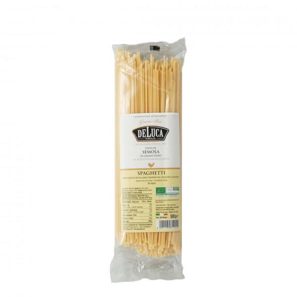 Spaghetti di semola integrale BIO - 500 gr.