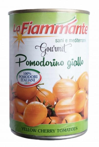 """""""Pomodorino giallo"""" yellow cherry tomatoes - 400 gr."""