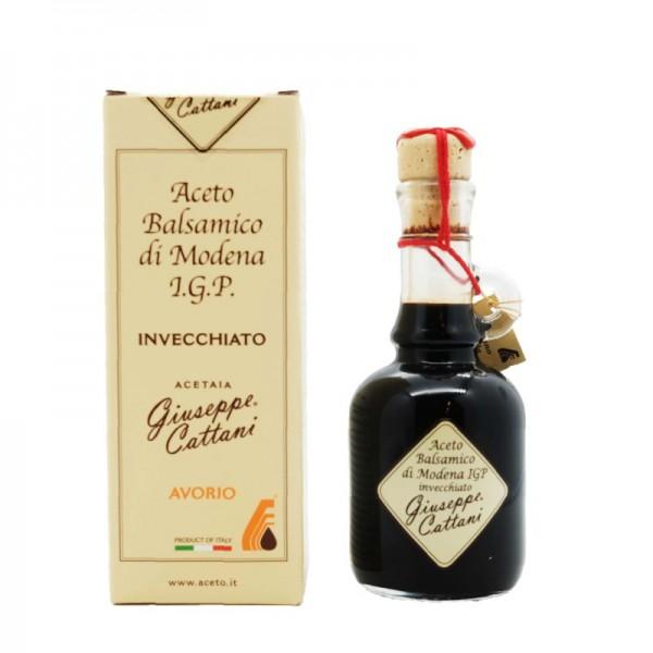 """Aceto balsamico di Modena IGP invecchiato """"Avorio"""" - 250 ml."""