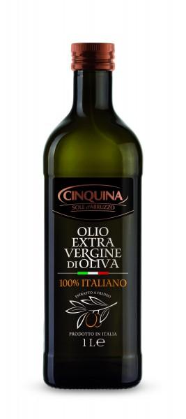 100% Italian extra virgin olive oil - 1 lt.