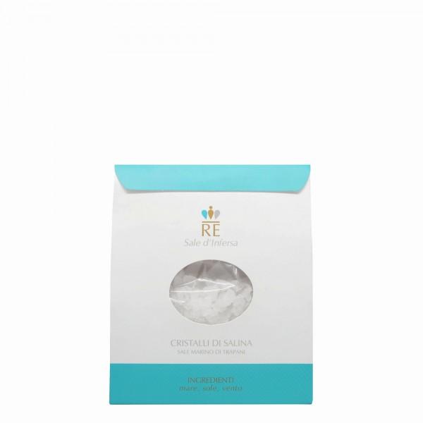 Cristalli di Salina, Trapani sea salt - 300 gr.