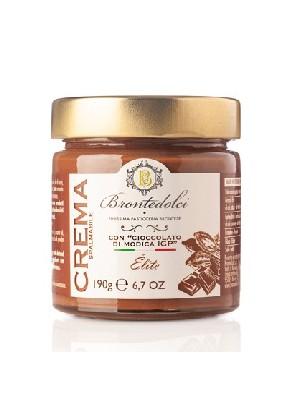 """Spreadable cream with """"PGI Modica chocolate"""" - 190 gr."""