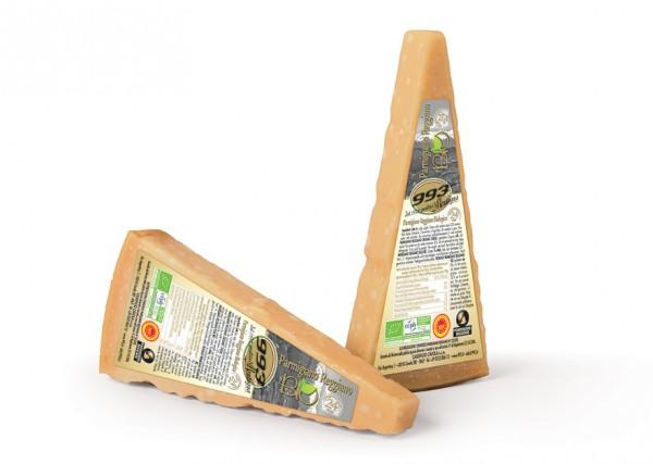 Organic PDO Parmigiano Reggiano, 24 months - approx 250 gr.
