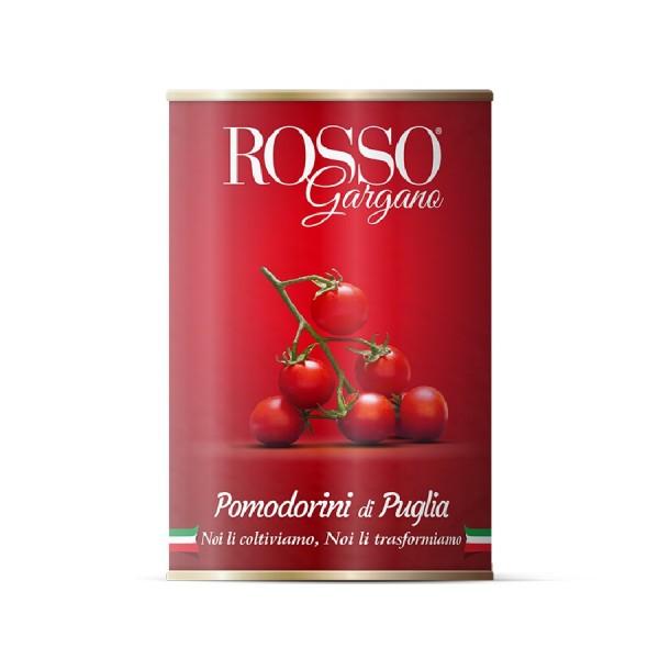 Pomodorini di Puglia, cherry tomatoes - 400 gr.