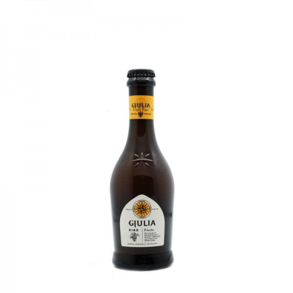 "Craft beer ""Ribò"" Italian Grape Ale - 33 cl."
