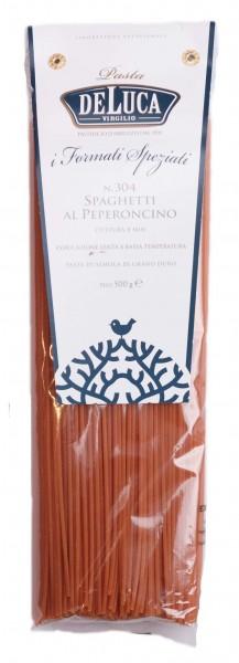 Spaghetti al peperoncino n. 304 - 500 gr.