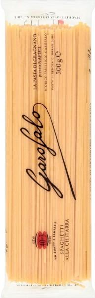 Spaghetti alla chitarra no. 04/03 - 500 gr.