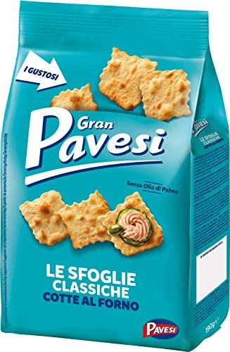 Baked puff pastry - 180 gr.