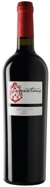 Squinzano Rosso DOP Riserva