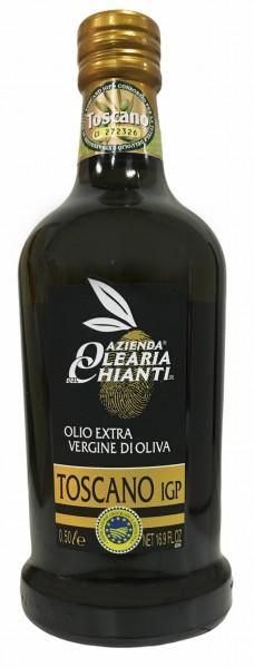 Extra virgin olive oil, Tuscany IGP - 0,5 lt.