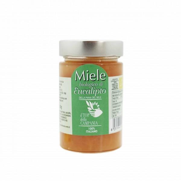 Organic Eucalipto honey - 250 gr.
