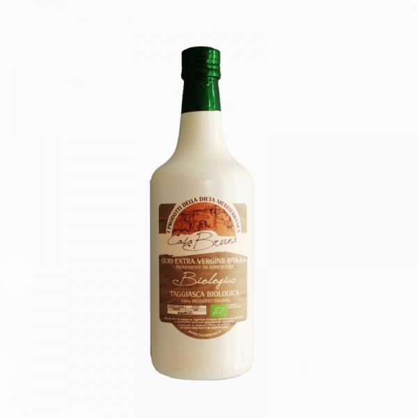 Organic EVO from Taggiasca Italian olives - 0,75 lt.