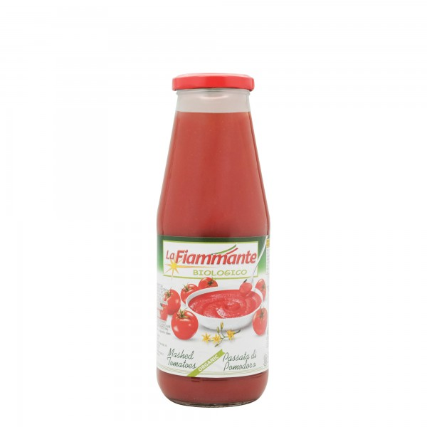 Organic tomato purée - 680 gr.